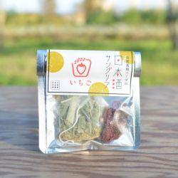 日本酒サングリアいちご