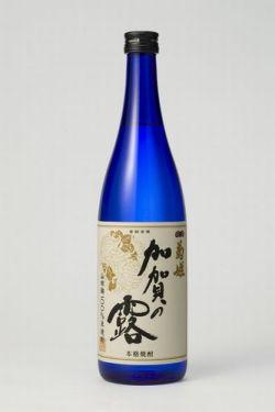 菊姫米焼酎加賀の露720ml