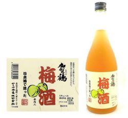 加賀鶴梅酒720ml