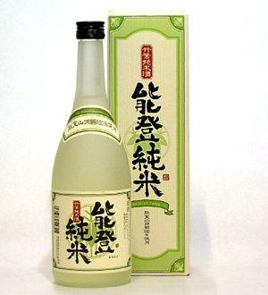 竹葉能登純米720ml